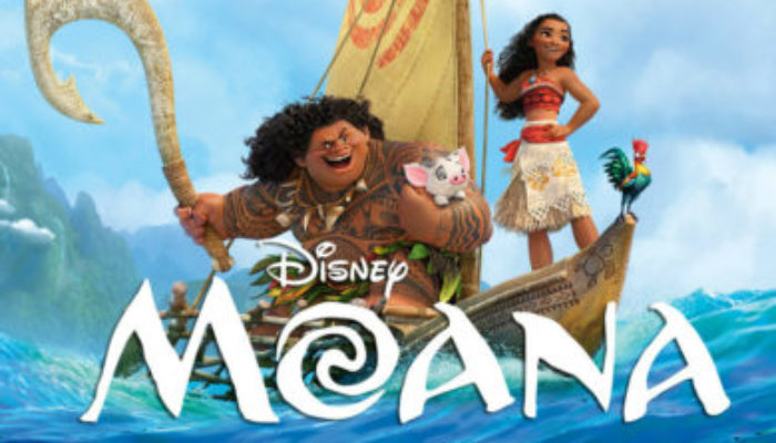 MOANA Family Movie Review