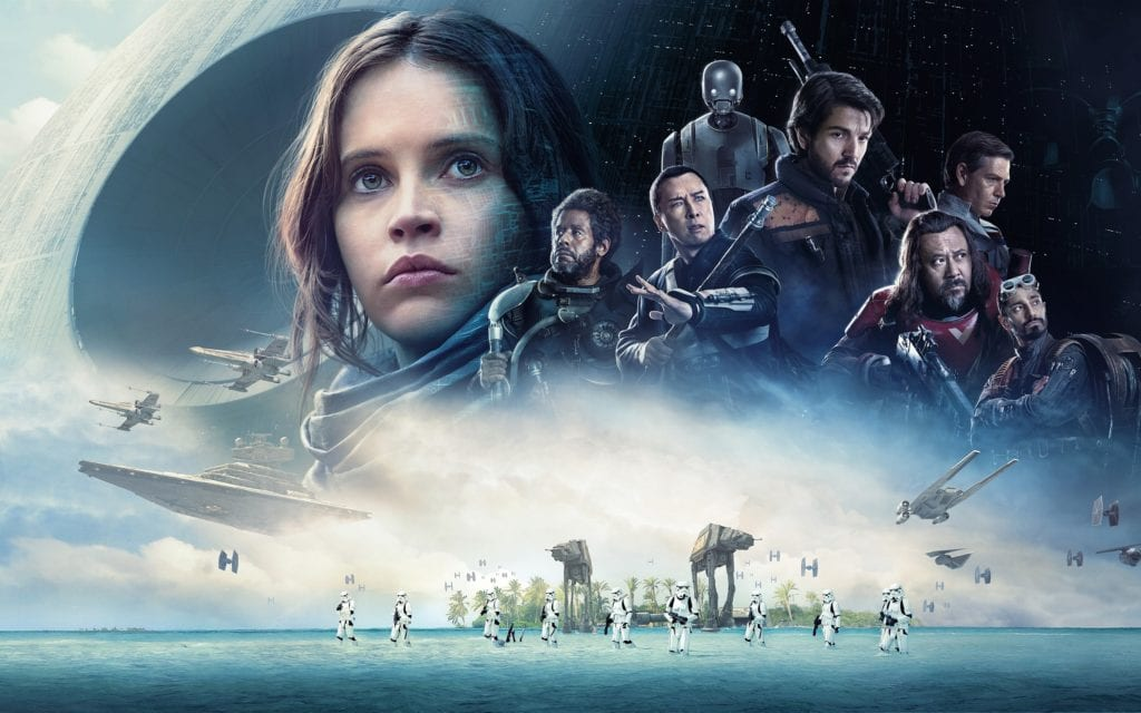 ROGUE ONE Family Movie Review