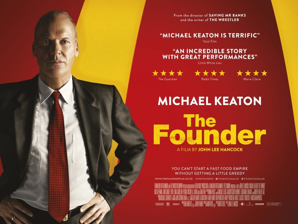 THE FOUNDER Family Movie Review
