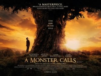 A MONSTER CALLS Family Movie Review