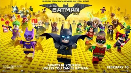 THE LEGO BATMAN MOVIE Family Review