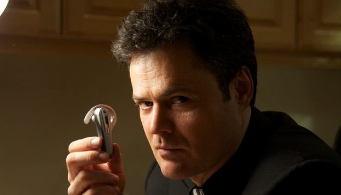DONNY OSMOND, TERRORIST? Megastar Plays Villain at LDS Film Festival