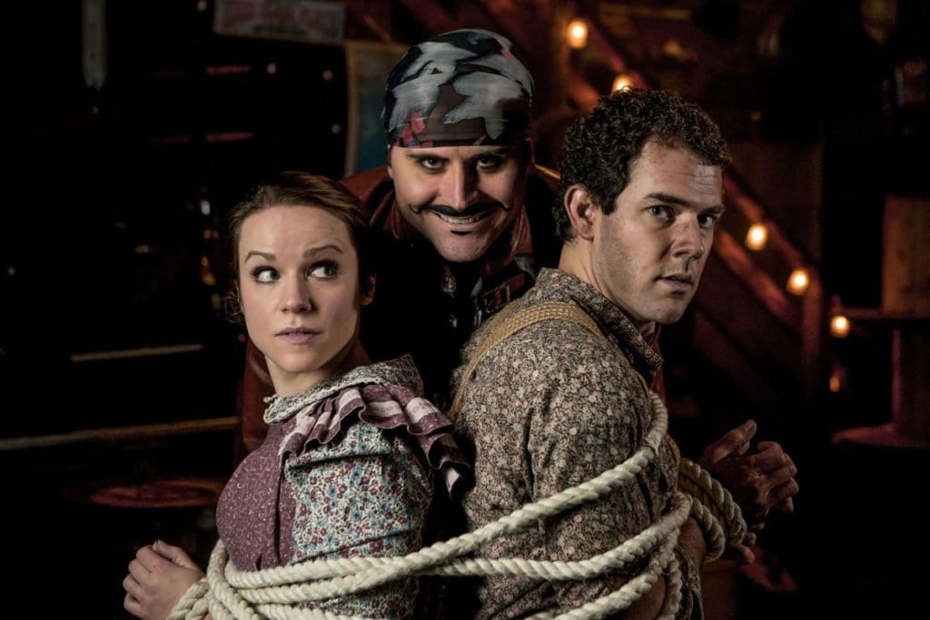 Family Review: PETER AND THE STARCATCHER (at Hale Center Theater-Orem)
