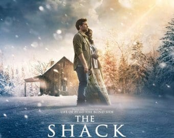 THE SHACK Family Movie Review