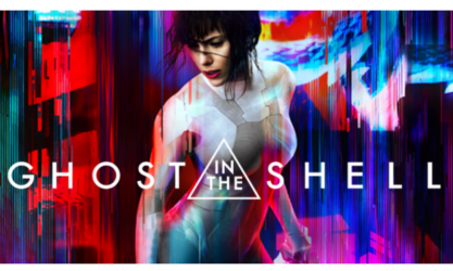 GHOST IN THE SHELL Family Movie Review