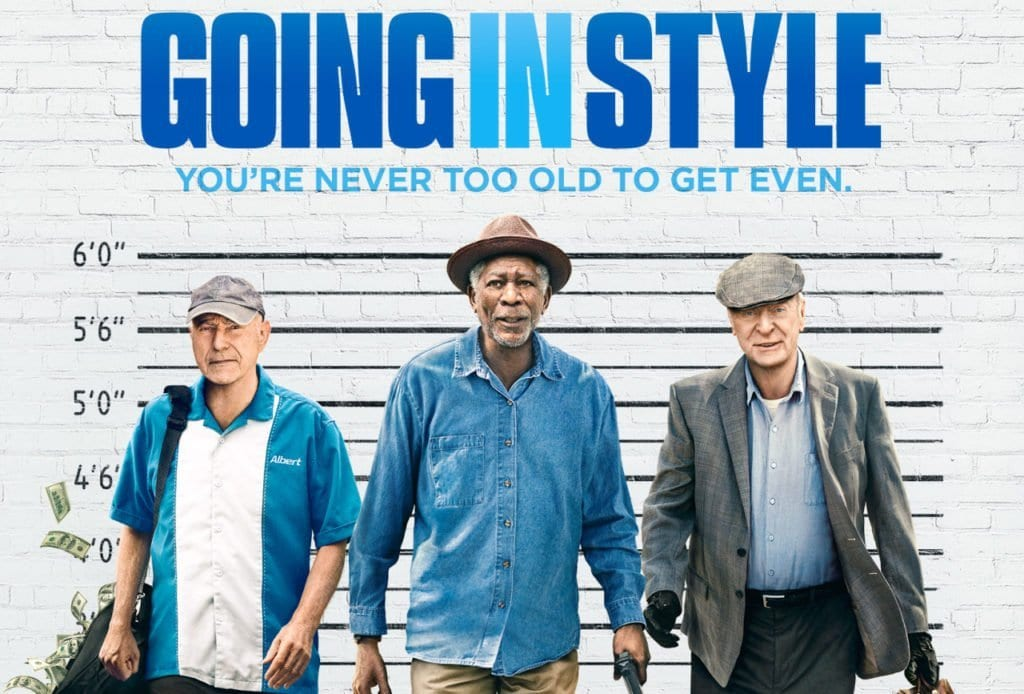 GOING IN STYLE Family Movie Review