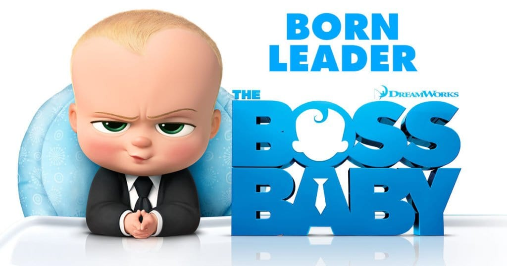 BOSS BABY Family Movie Review