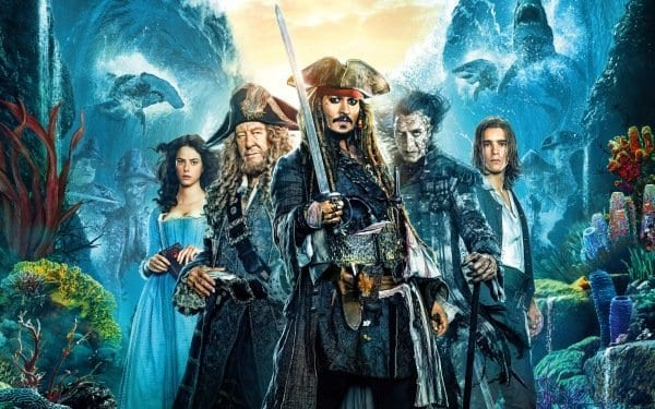PIRATES OF THE CARIBBEAN: DEAD MEN TELL NO TALES Family Movie Review