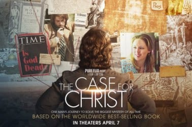 THE CASE FOR CHRIST Family Movie Review