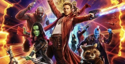 GUARDIANS OF THE GALAXY VOL. 2 Family Movie Review