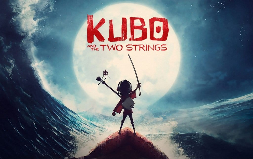 KUBO AND THE TWO STRINGS Family Movie Review