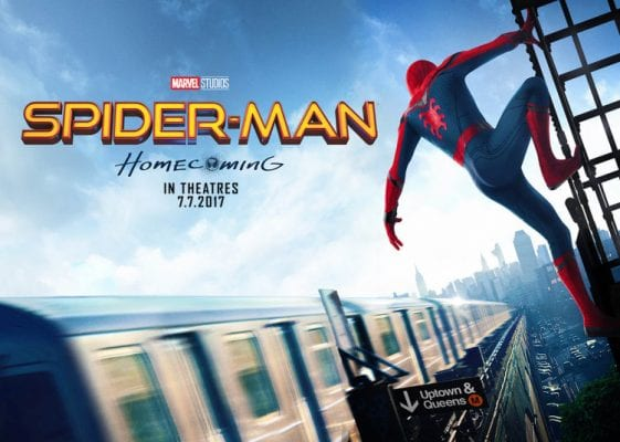 SPIDER-MAN: HOMECOMING Family Movie Review