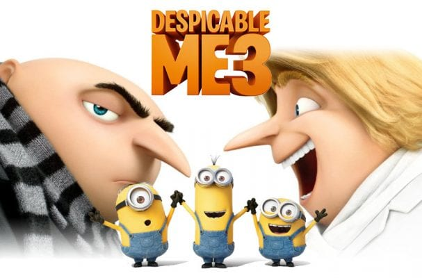 DESPICABLE ME 3 Family Movie Review