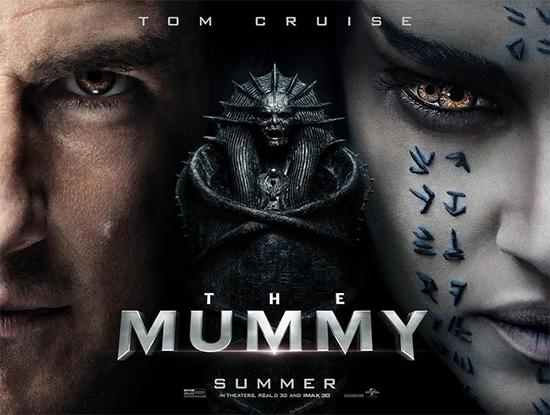 THE MUMMY Family Movie Review