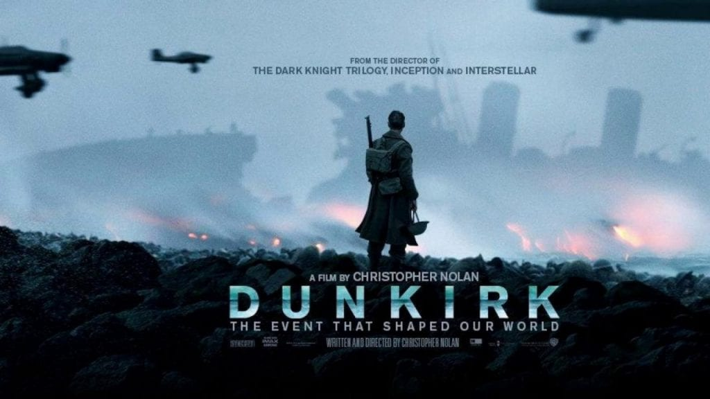 DUNKIRK Family Movie Review (Thomas)