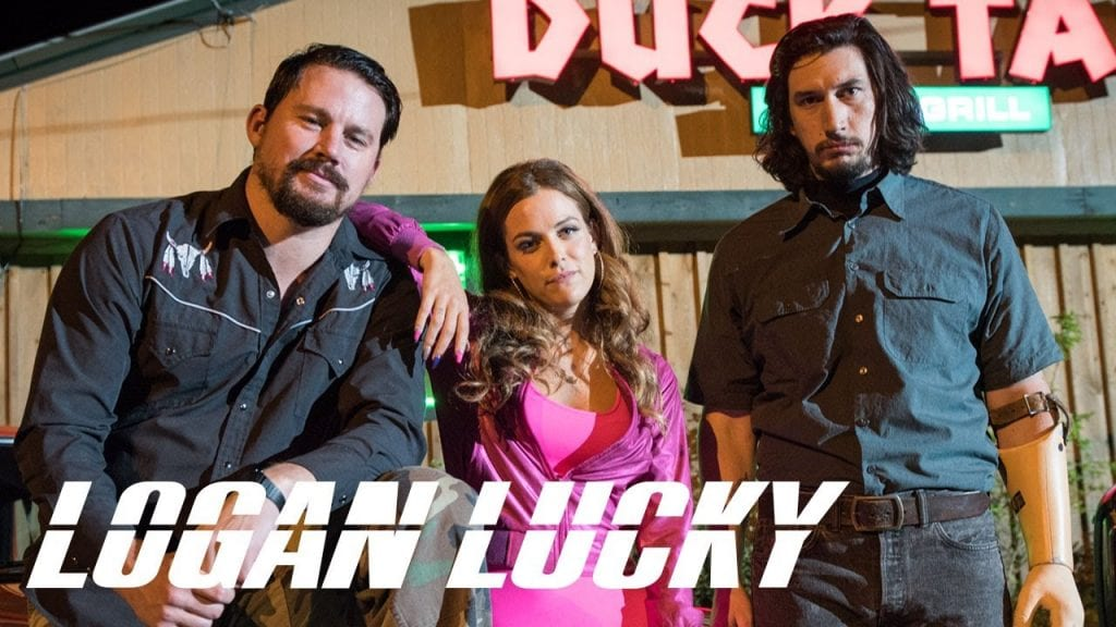 LOGAN LUCKY Family Movie Review