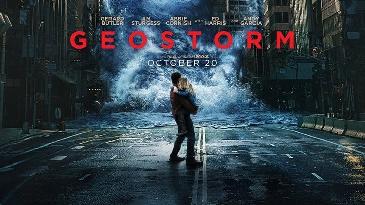GEOSTORM Family Movie Review