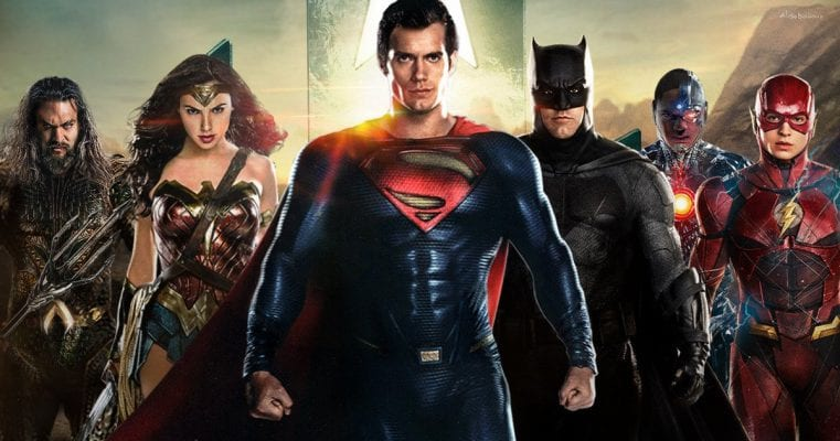 JUSTICE LEAGUE Family Movie Review