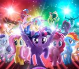MY LITTLE PONY Family Movie Review