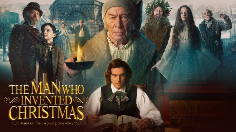 THE MAN WHO INVENTED CHRISTMAS Family Movie Review