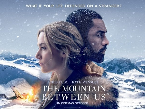 THE MOUNTAIN BETWEEN US Family Movie Review