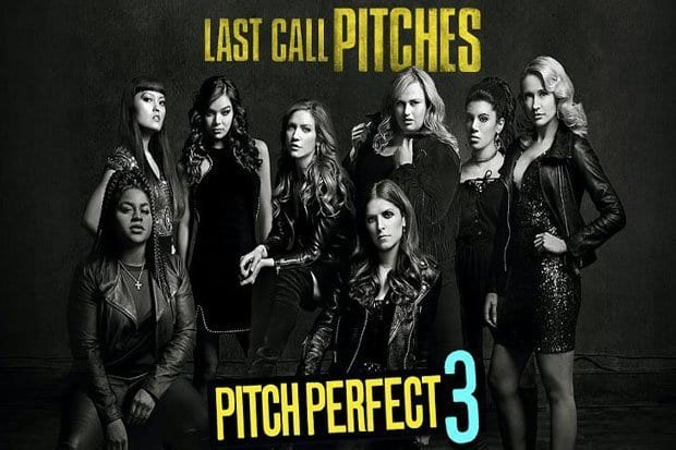 PITCH PERFECT 3 Family Movie Review