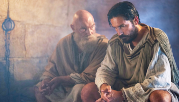 PAUL, APOSTLE OF CHRIST Family Movie Review