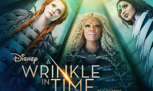 A WRINKLE IN TIME Family Movie Review
