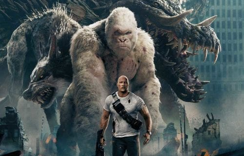 RAMPAGE Family Movie Review