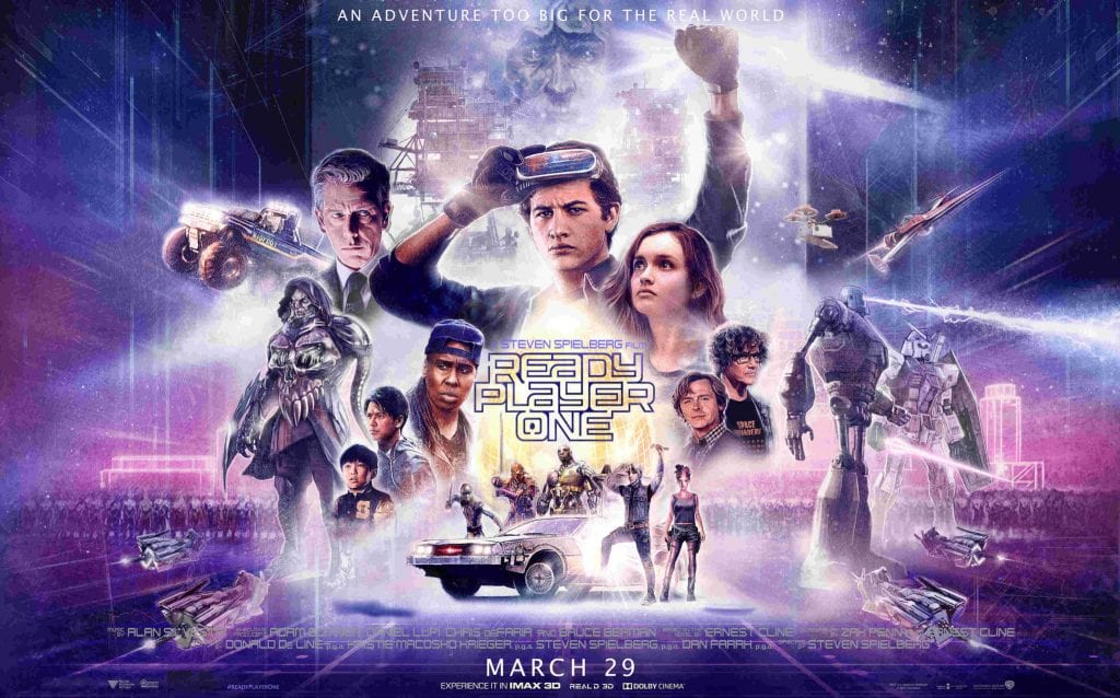 READY PLAYER ONE Family Movie Review