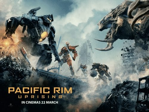 PACIFIC RIM: UPRISING Family Movie Review