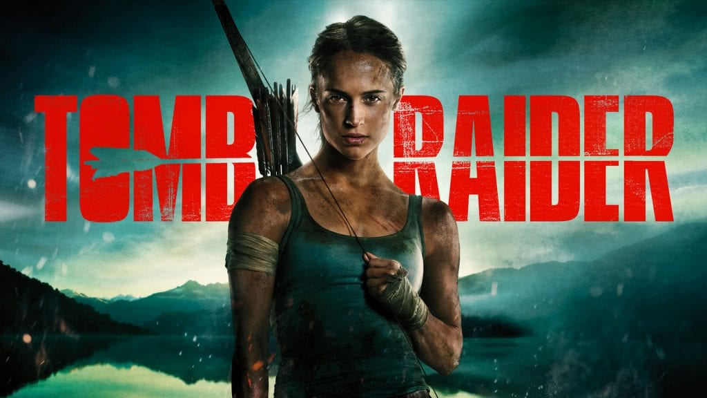 TOMB RAIDER Family Movie Review