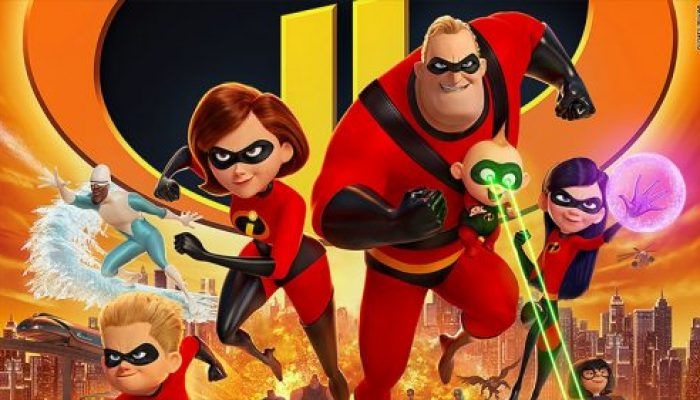 INCREDIBLES 2 Family Movie Review