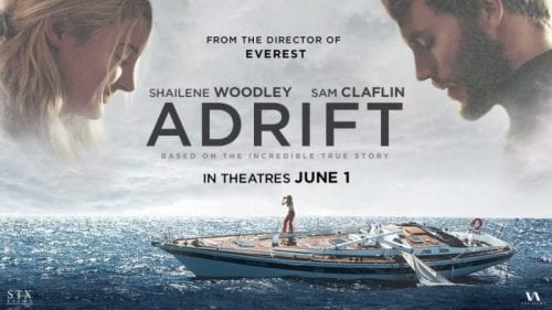 ADRIFT Family Movie Review