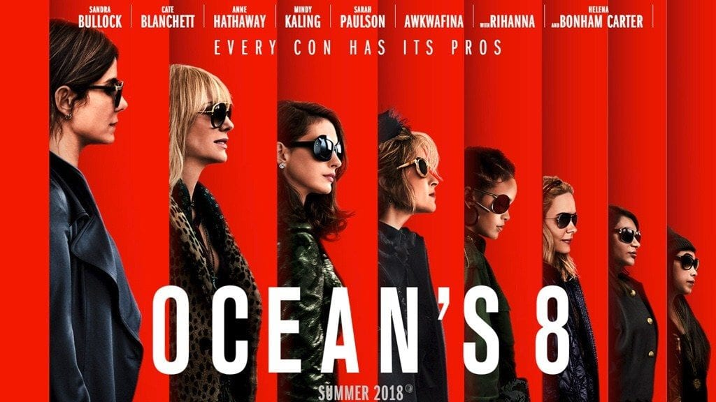 OCEAN'S 8 Family Movie Review