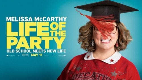 LIFE OF THE PARTY Family Movie Review