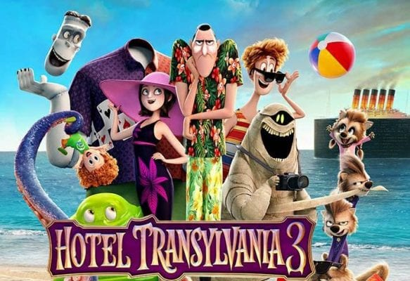 HOTEL TRANSYLVANIA 3 Family Movie Review