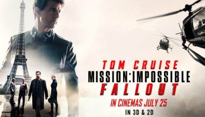 MISSION: IMPOSSIBLE- FALLOUT Family Movie Review