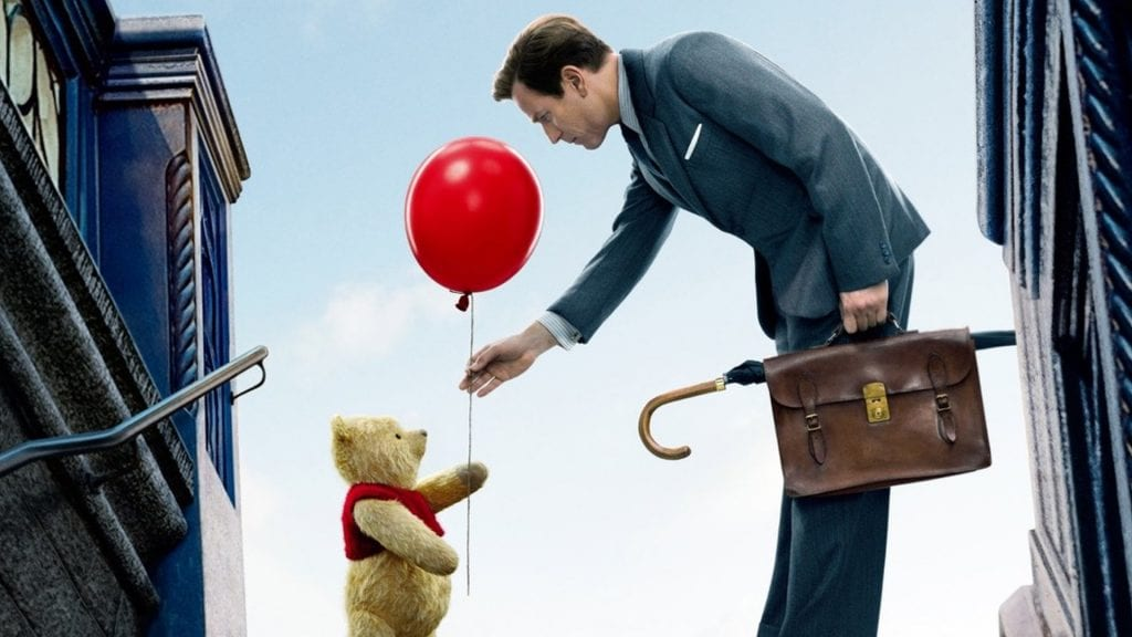 CHRISTOPHER ROBIN Family Movie Review
