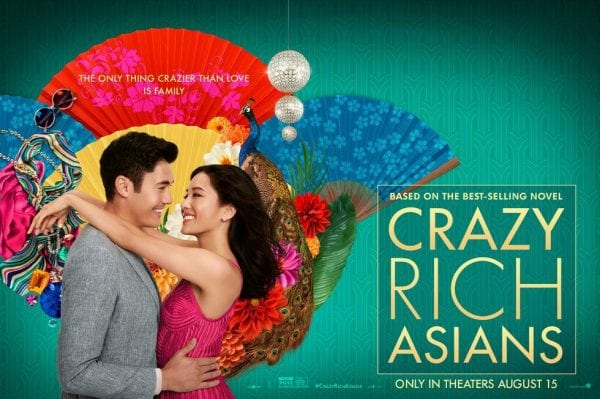 CRAZY RICH ASIANS Family Movie Review