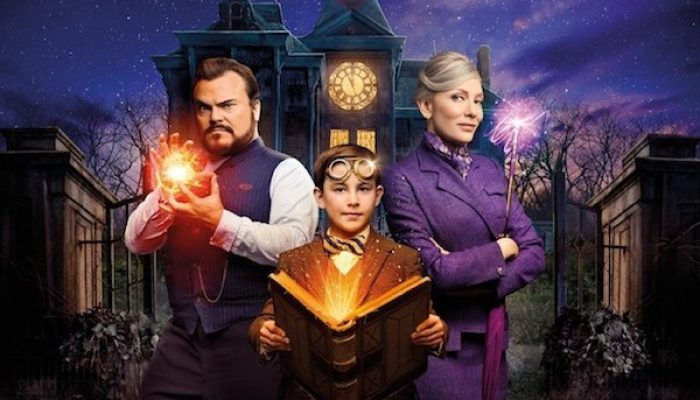 THE HOUSE WITH A CLOCK IN ITS WALLS Family Movie Review