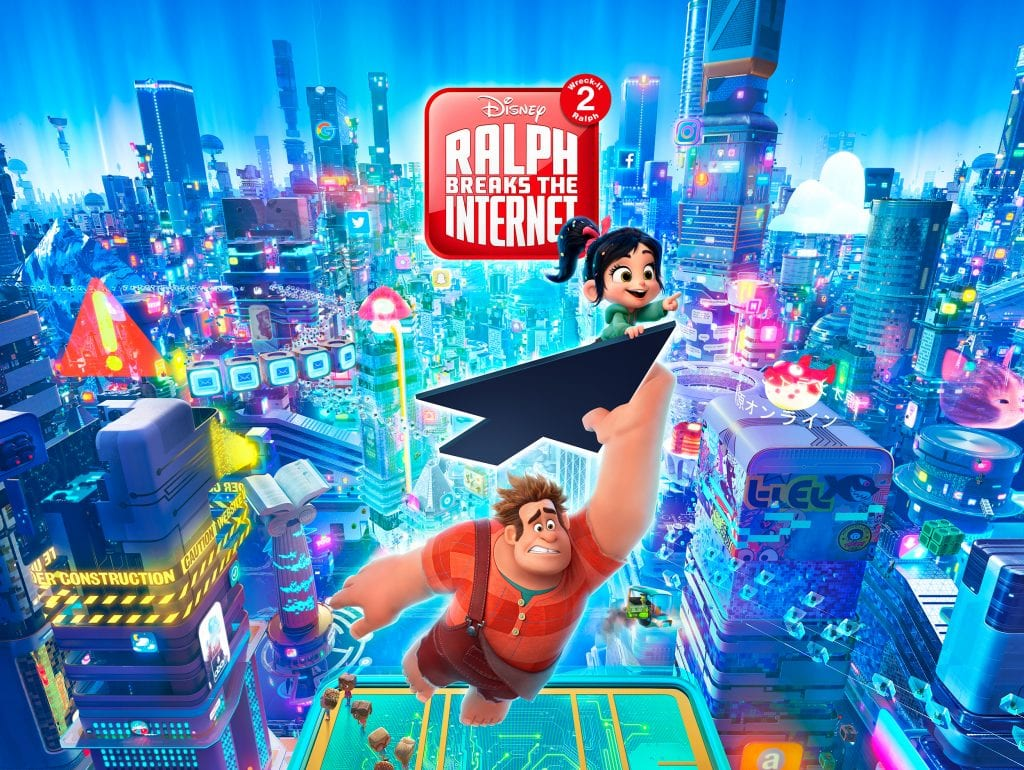 RALPH BREAKS THE INTERNET Family Movie Review