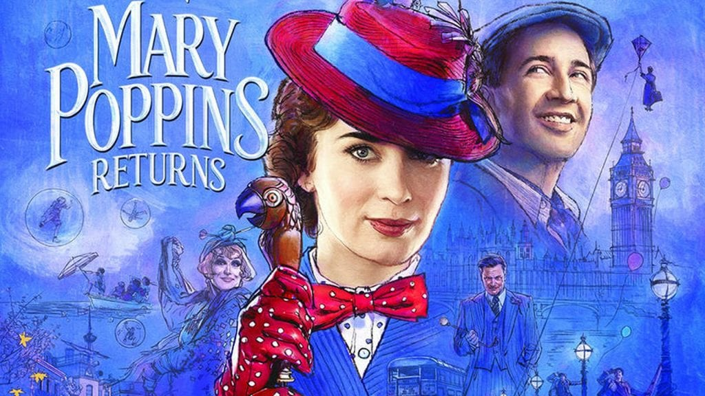 MARY POPPINS RETURNS Family Movie Review