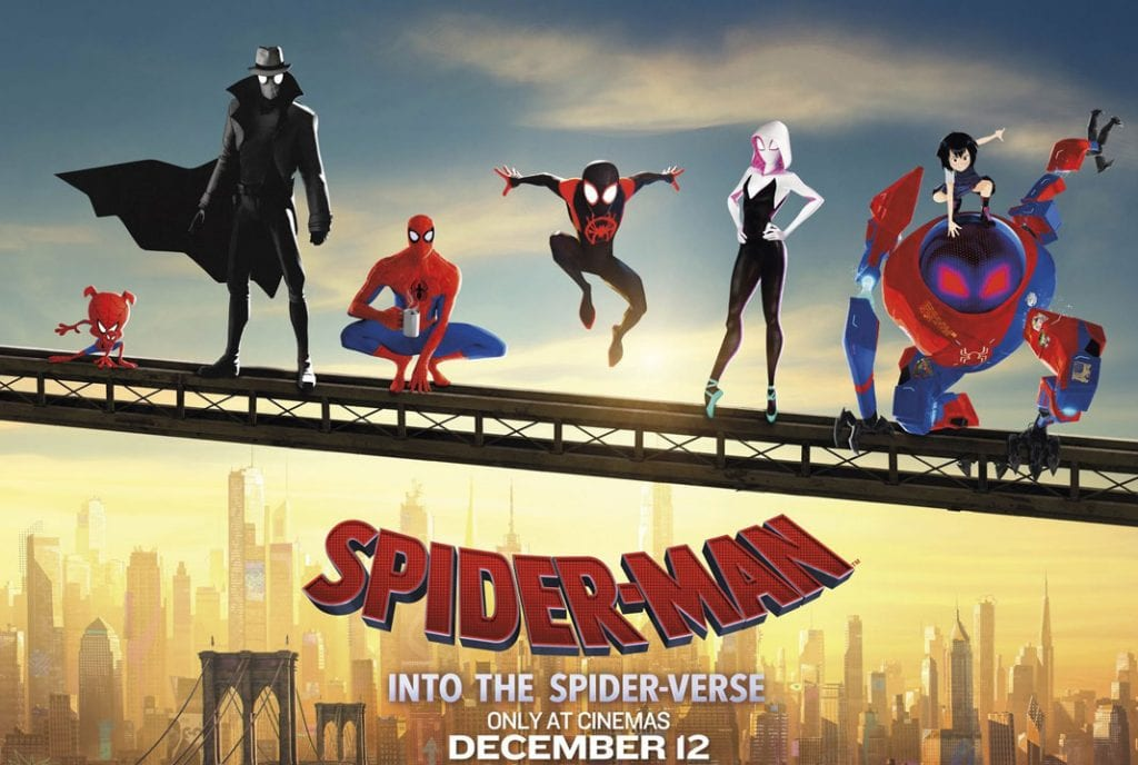 SPIDER-MAN: INTO THE SPIDERVERSE Family Movie Review