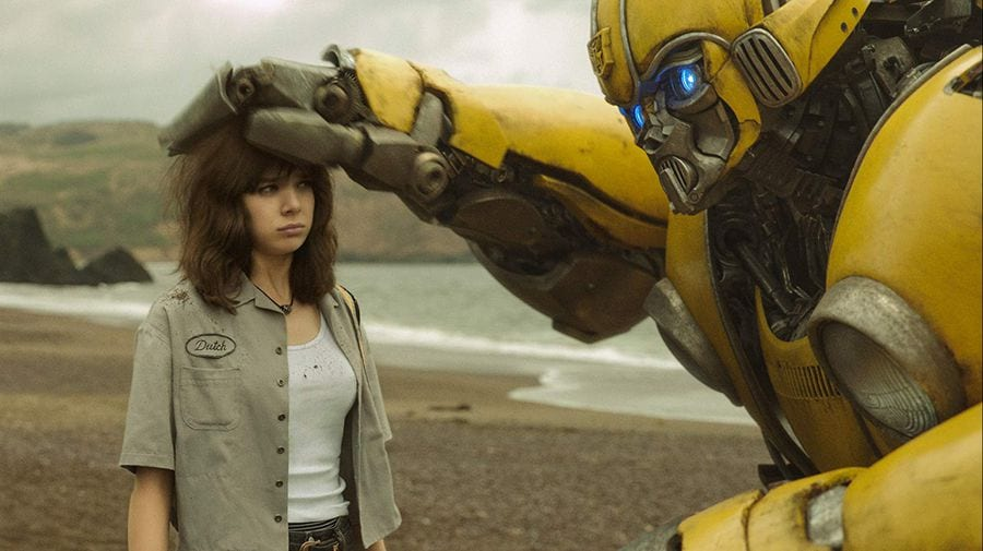 Family Review: BUMBLEBEE is Light PG-13, has Heart and Fun