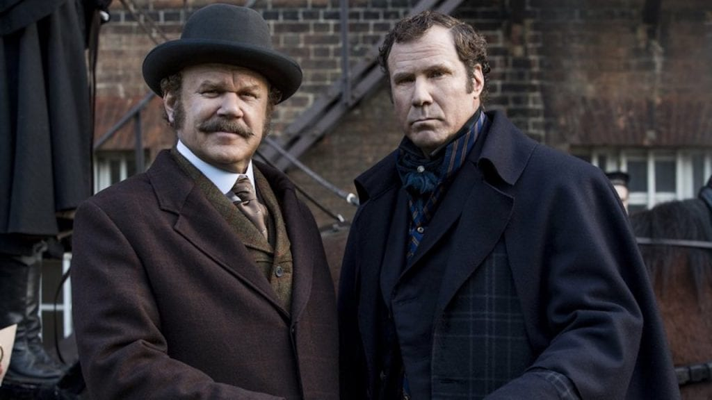 Review: HOLMES AND WATSON is Painfully Bad