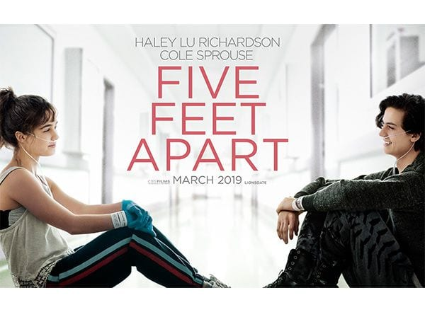 Family Review: FIVE FEET APART Is Cliched, But Well-Acted