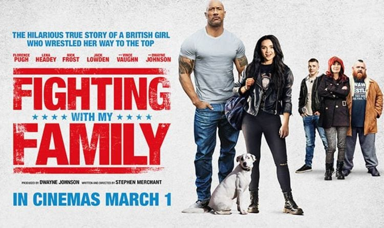 Family Review: FIGHTING WITH MY FAMILY Is Empowering Fun