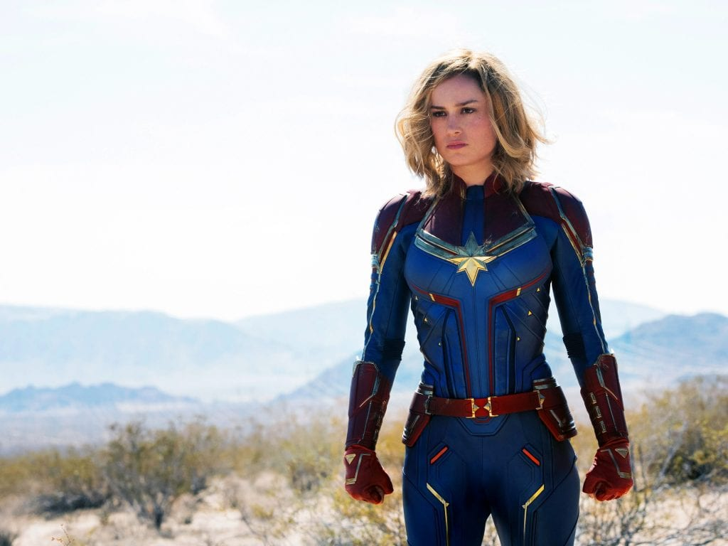 Family Review: CAPTAIN MARVEL is Thrilling But Lacks Depth