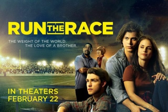 Family Review: RUN THE RACE is Cliched, But Well-Acted, Christian Drama